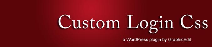 Custom Login Css 1