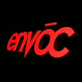 Envoc 3D Logo