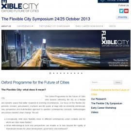 The Flexible City