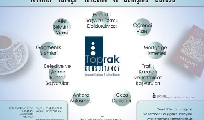 Toprak Consultancy